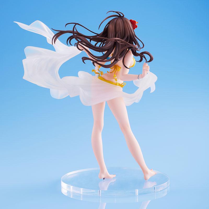 En Morikura Illustration Hello Summer Complete Figure