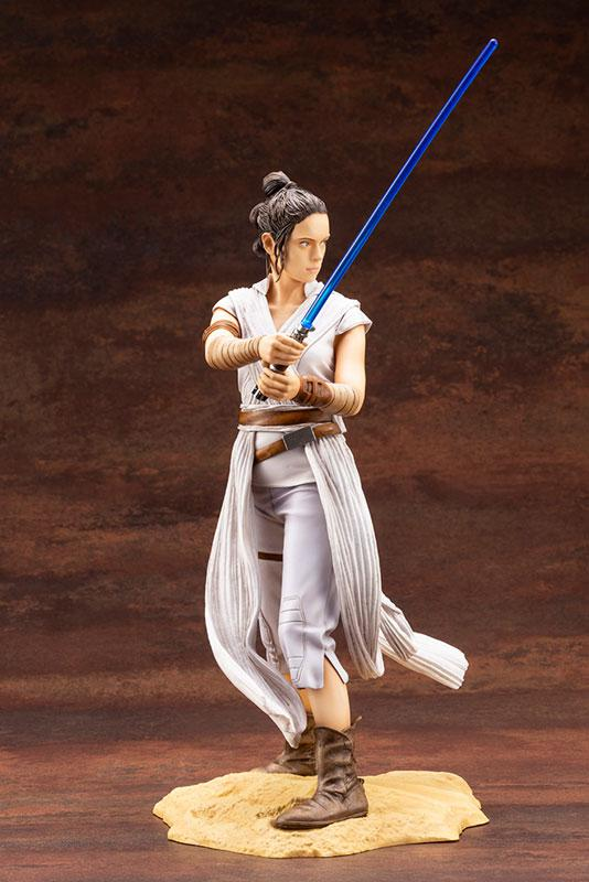 ARTFX Star Wars Rey The Rise of Skywalker Ver. 1/7 Easy Assembly Kit 5