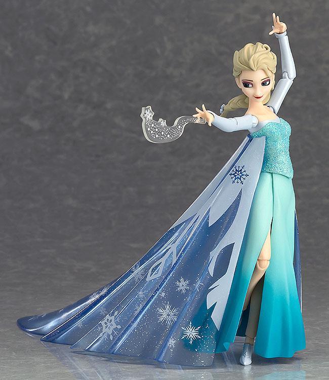 figma Frozen Elsa 4