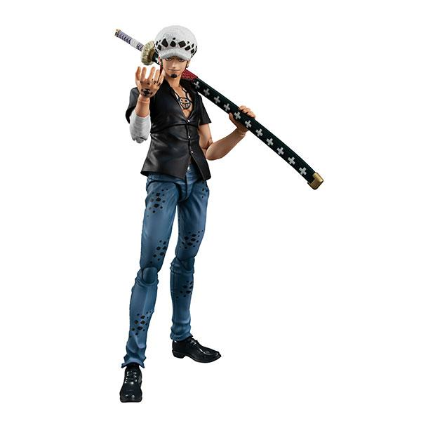 Variable Action Heroes ONE PIECE Trafalgar Law Ver.2 Action Figure main