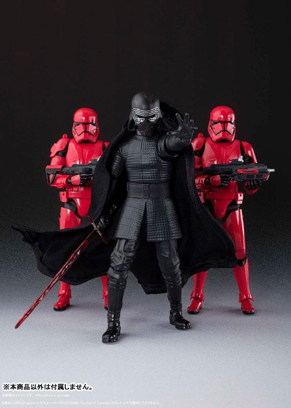 S.H.Figuarts Sith Trooper (STAR WARS: The Rise of Skywalker)