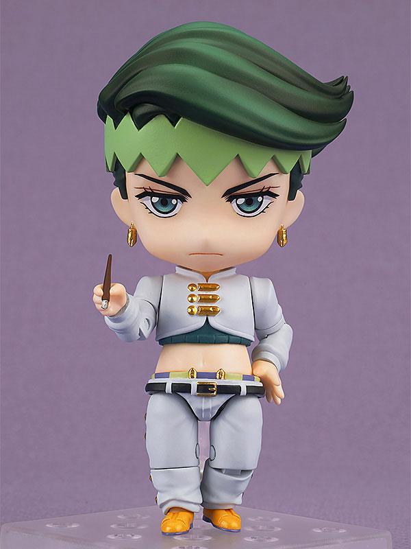 "Nendoroid TV Anime ""JoJo's Bizarre Adventure Diamond Is Unbreakable"" Rohan Kishibe main"