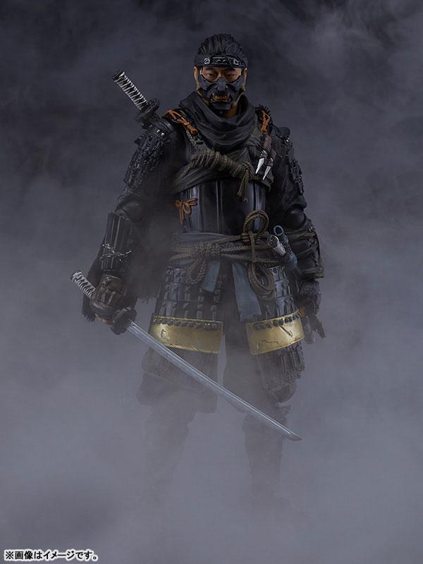 figma Ghost of Tsushima Jin Sakai