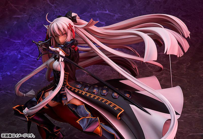 Fate/Grand Order Alter Ego/Souji Okita [Alter] -Absolute Blade: Endless Three Stage- 1/7 Complete Figure 5