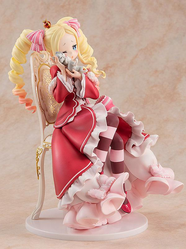 KDcolle Re:ZERO -Starting Life in Another World- Beatrice Tea Party Ver. 1/7 Complete Figure 2