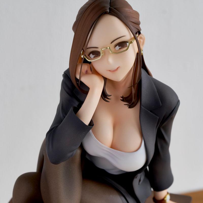 Miru Tights Gogatsubyou? Sensei ga Naoshite Ageyokka? Yuiko Sensei Complete Figure 6