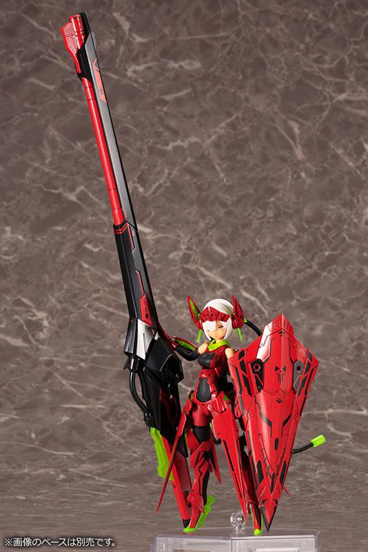 Megami Device BULLET KNIGHTS Launcher HELL BLAZE Plastic Model product