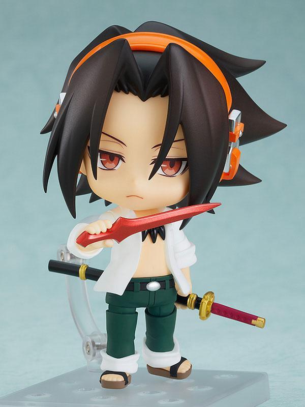 Nendoroid SHAMAN KING Yoh Asakura