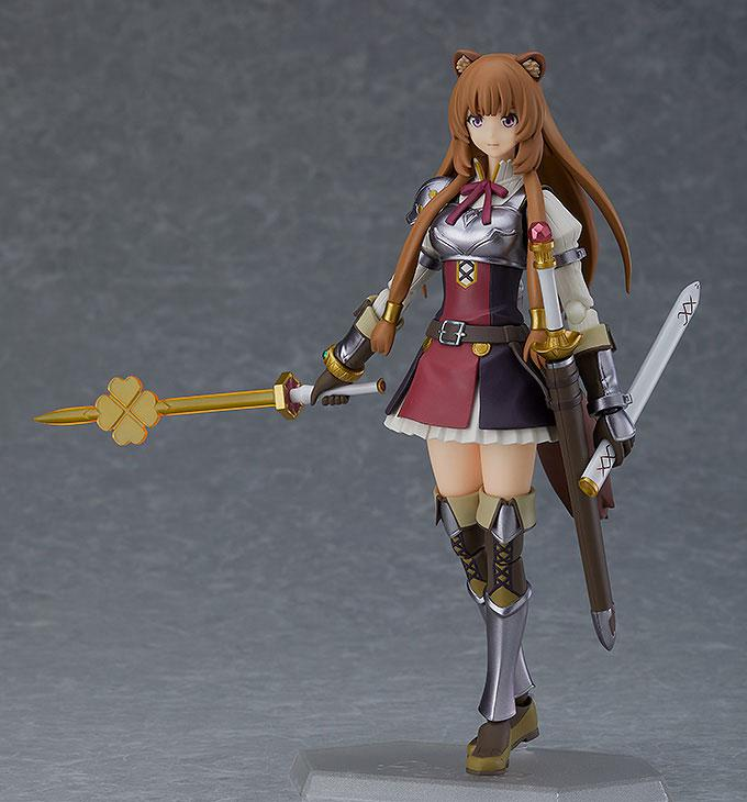 figma The Rising of the Shield Hero Raphtalia 0