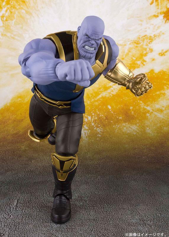 S.H. Figuarts Thanos (Avengers: Infinity War) 7