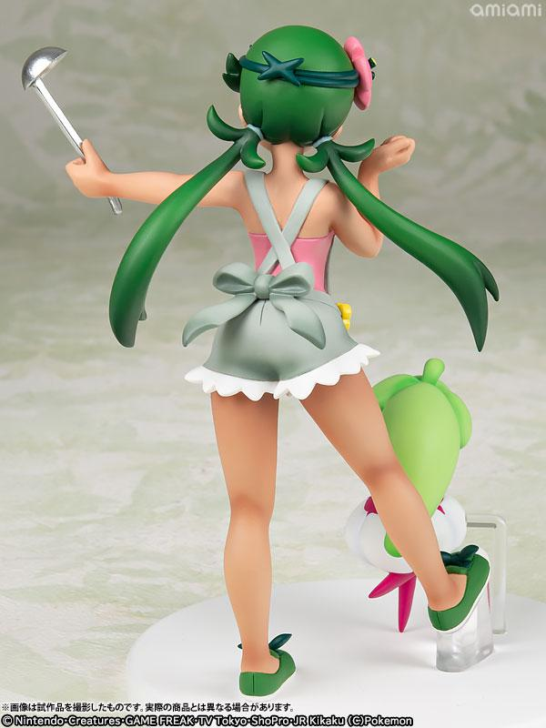 G.E.M. Series Pokemon Mallow & Steenee Complete Figure 4
