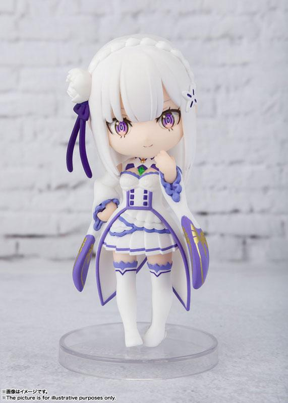 "Figuarts mini Emilia ""Re:ZERO -Starting Life in Another World-"""