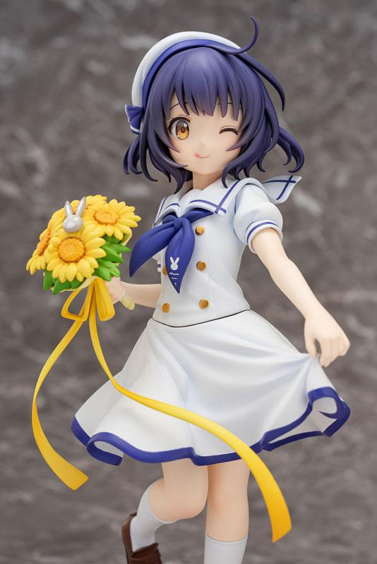 Is the order a rabbit?? Maya (Summer Uniform) 1/7 Complete Figure