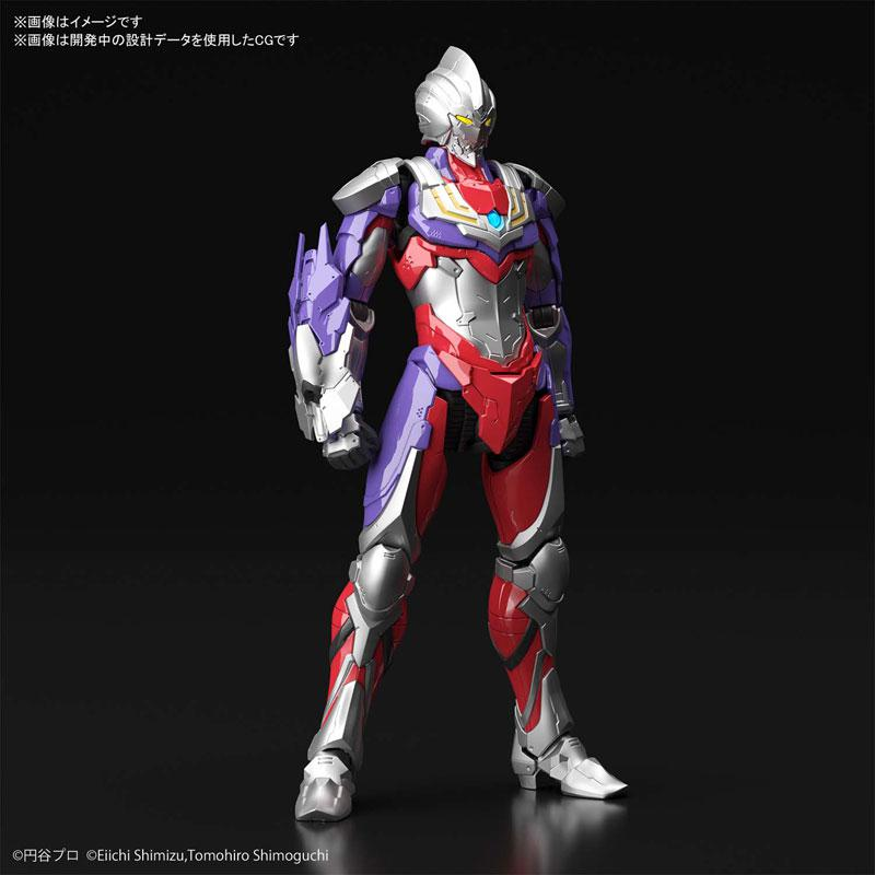 "Figure-rise Standard 1/12 ULTRAMAN SUIT TIGA Plastic Model ""ULTRAMAN"" product"