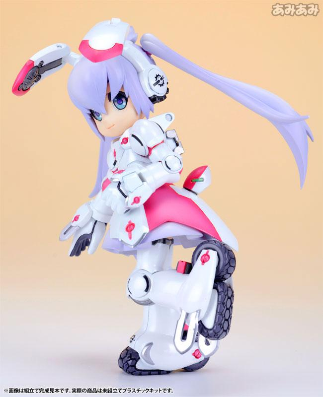 Ichigeki Sacchu!! HoiHoi-san LEGACY 1/1 DG-001LN Usagear Plastic Model 2