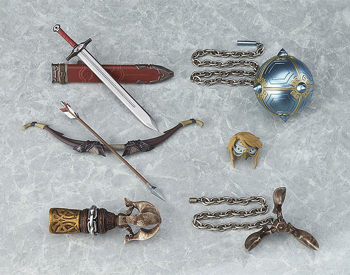 figma The Legend of Zelda: Twilight Princess Link: Twilight Princess ver. DX Edition