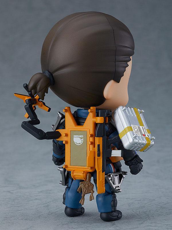 Nendoroid DEATH STRANDING Sam Porter Bridges Great Deliverer Ver. 8