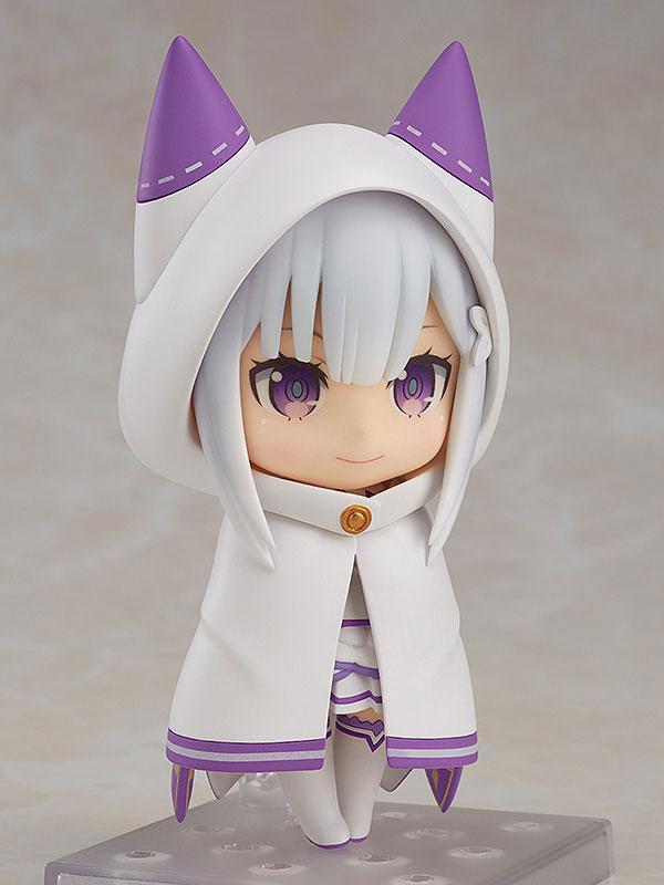 Nendoroid Re:ZERO -Starting Life in Another World- Emilia 3