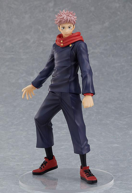 POP UP PARADE Jujutsu Kaisen Yuji Itadori Complete Figure