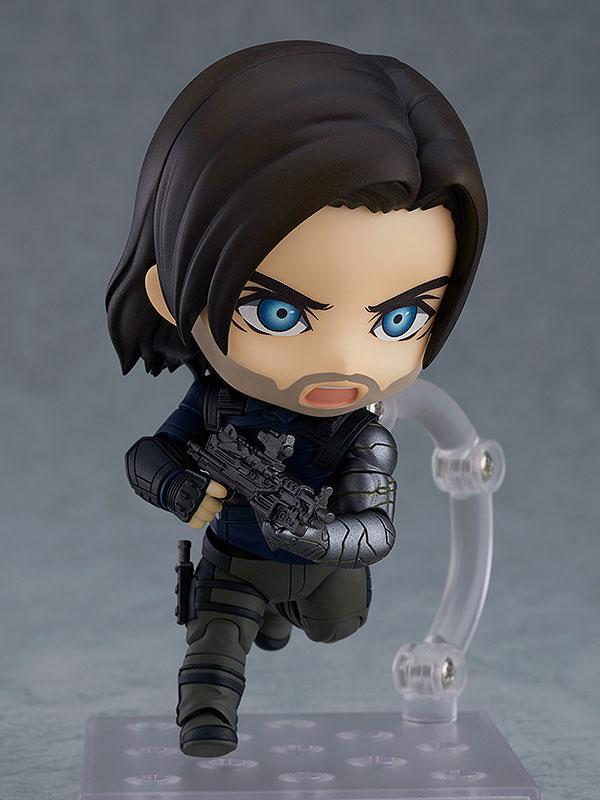Nendoroid Avengers Winter Soldier Infinity Edition DX Ver.
