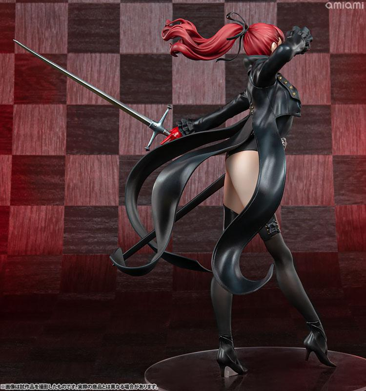[Exclusive Sale] Lucrea Persona 5 The Royal Kasumi Yoshizawa Complete Figure 4