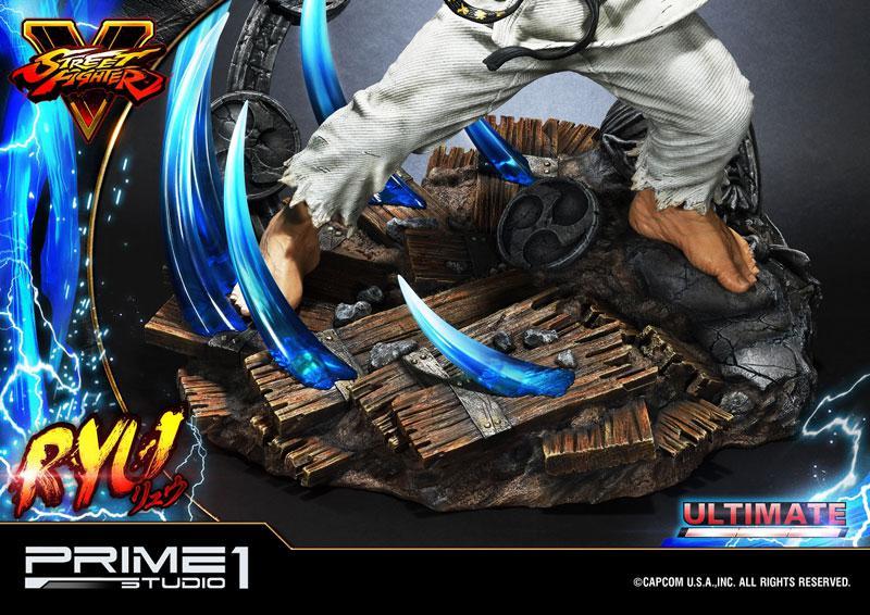 Premium Master Line Street Fighter V Ryu Ultimate 1/4 Statue 8