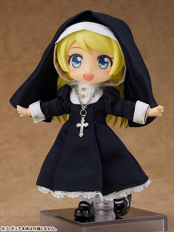 Nendoroid Doll Outfit Set Nun 1