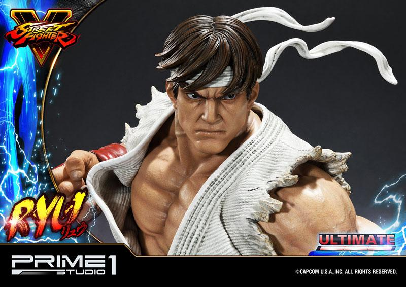 Premium Master Line Street Fighter V Ryu Ultimate 1/4 Statue 4