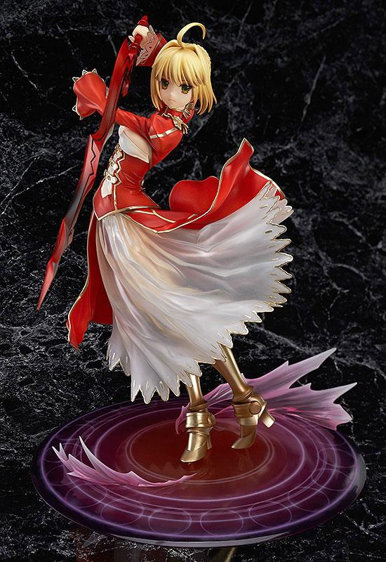 Fate/EXTRA Saber Extra 1/7 Complete Figure 0