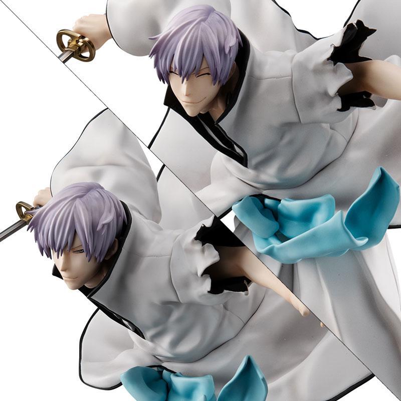 G.E.M. Series BLEACH Gin Ichimaru Arrancar Arc Complete Figure