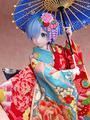 YOSHITOKU DOLLS x F:NEX Re:Zero -Starting Life in Another World- Rem -Japanese Doll- 1/4 Scale Figure