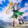 Sword Art Online Leafa & Suguha Kirigaya 2 Figures Set Complete Figures