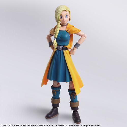 Dragon Quest V: Tenkuu no Hanayome BRING ARTS Bianca Action Figure