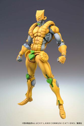 Super Action Statue JoJo's Bizarre Adventure Part.III The World