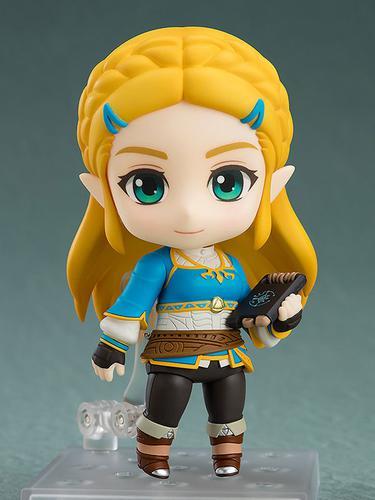 Nendoroid The Legend of Zelda Princess Zelda Breath of the Wild Ver.