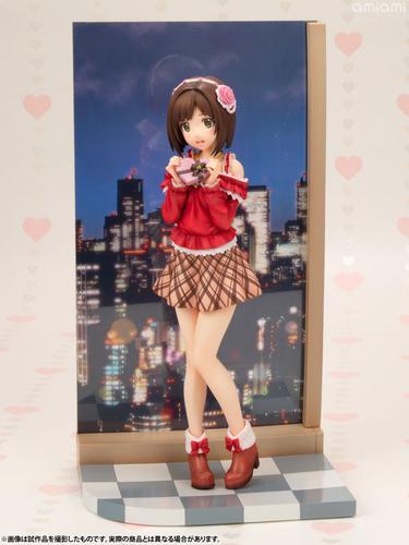 THE IDOLM@STER Cinderella Girls Miku Maekawa -off stage- 1/8 Complete Figure