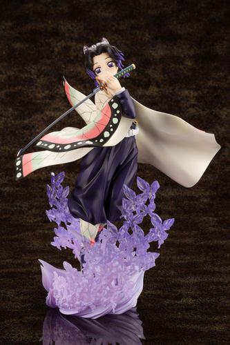 ARTFX J Demon Slayer: Kimetsu no Yaiba Shinobu Kocho 1/8 Complete Figure