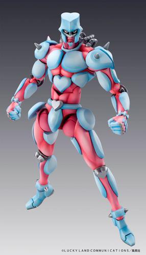 Super Action Statue JoJo's Bizarre Adventure Part.4 Crazy Diamond