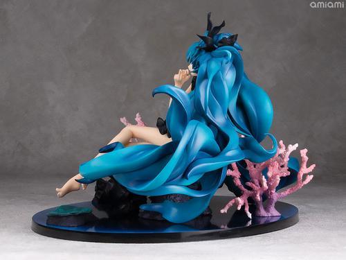Character Vocal Series 01 Hatsune Miku Deep Sea Girl ver. 1/8 Complete Figure