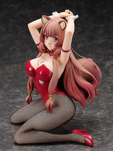 B-STYLE The Rising of the Shield Hero Raphtalia Bunny Style Ver. 1/4 Complete Figure