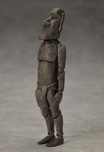 figma Table Museum -Annex- Moai