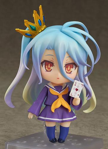 Nendoroid - No Game No Life: Shiro