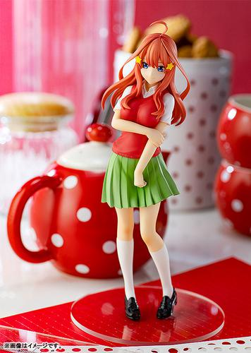 POP UP PARADE The Quintessential Quintuplets SS Itsuki Nakano Complete Figure