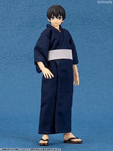 figma Styles Male Body (Ryo) with Yukata Outfit